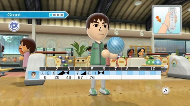 Wii Sports Club (Wii U) - party like it's 2006