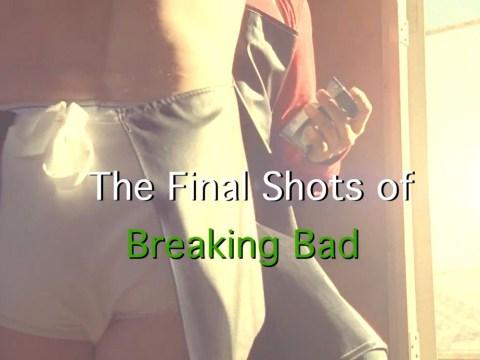 Breaking Bad season 5 gag reel catches sweet moment between Bryan Cranston and Aaron Paul