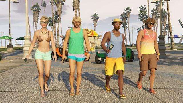GTA Online free Beach Bum update due next Tuesday