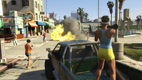 GTA Online Beach Bum DLC out now on Xbox 360 and PS3