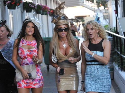 Gallery: Melbourne Cup 2013 fashion