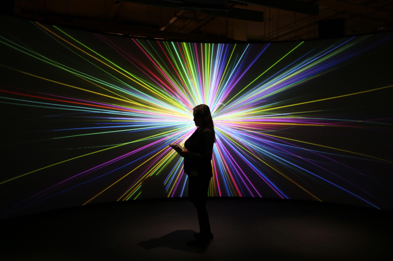 Gallery: Nobel laureate Professor Peter Higgs opens Hadron collider exhibit at Science Museum