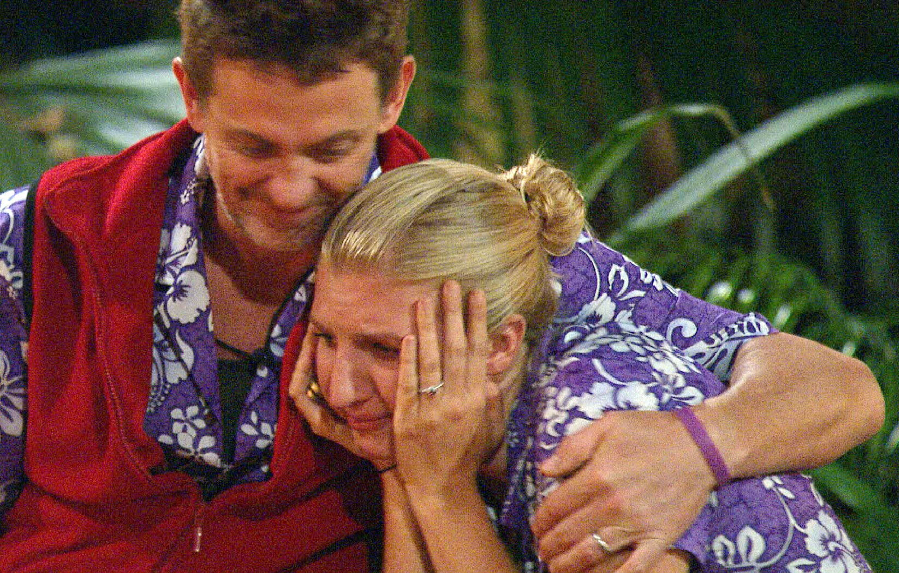 I'm A Celebrity 2013: Rebecca Adlington's bushtucker exemptions down to 'deep-seated phobias', reveals Matthew Wright