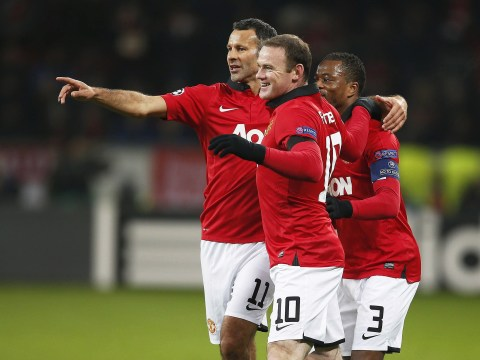 Wayne Rooney inspires Manchester United to victory over Bayer Leverkusen