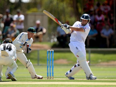 The Ashes 2013-14: Gary Ballance shines but England wilt in Australian outback