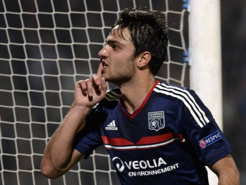 Arsenal 'to renew pursuit of Lyon's Clement Grenier'