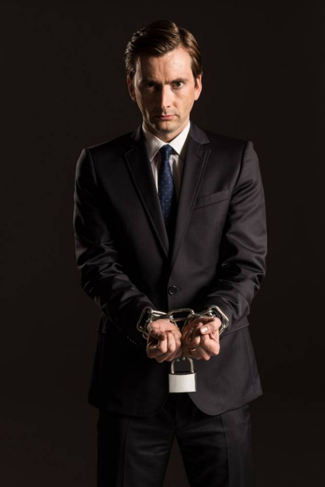 Programme Name: The Escape Artist - TX: n/a - Episode: n/a (No. 1) - Embargoed for publication until: 17/09/2013 - Picture Shows:  Will Burton (DAVID TENNANT) - (C) Endor Productions - Photographer: Steffan Hill