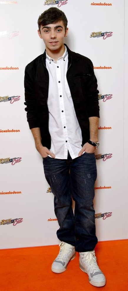 The Wanted's Nathan Sykes: The first thing I said after my throat op was 'hello' and I sounded like Barry White