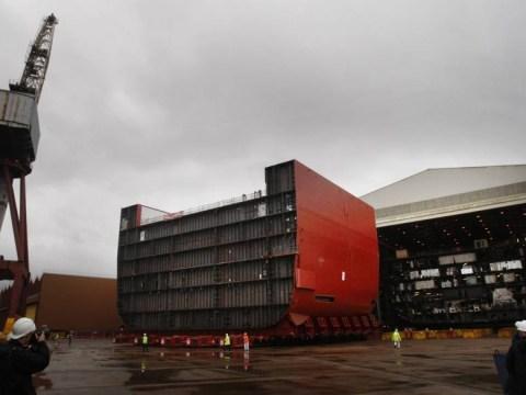 1,000 shipyard jobs at risk as BAE Systems plans cutbacks
