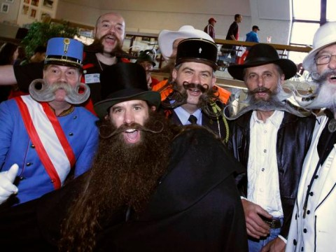 Gallery: World Beard and Moustache Championships 2013