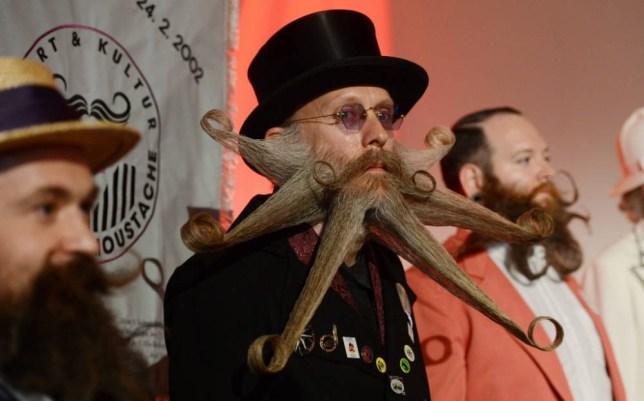Aarne Bielefeldt, Beard