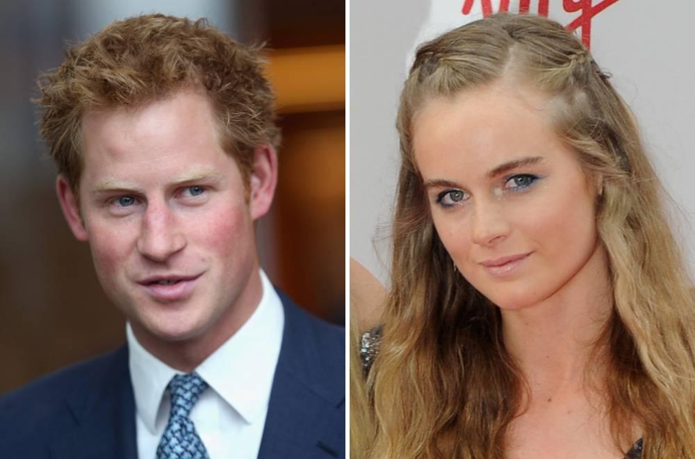 Odds slashed on Prince Harry proposing to Cressida Bonas next year
