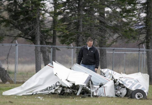 Two planes collide mid-air, nine skydivers jump to safety, one pilot ejects, one lands his plane – everyone survives