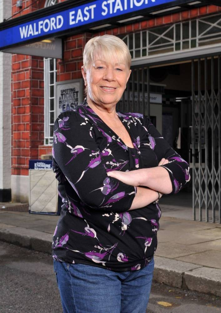 The jungle meets the East End! EastEnders star Laila Morse joins the I'm A Celebrity…Get Me Out Of Here line-up