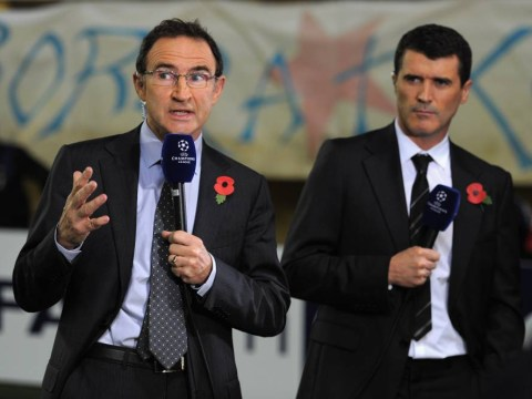 Martin O'Neill and Roy Keane are Republic of Ireland's new double-act