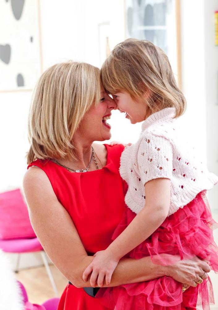 Clare Grogan: Adopting my daughter Ellie was my absolute destiny