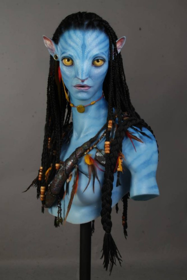 Avatar model is being flown over from Hollywood for the show (Picture: Supplied)