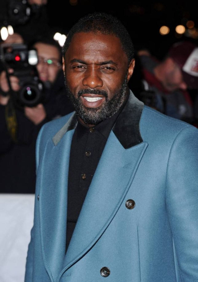 Idris Elba arriving at Harper's Bazaar Women of the Year Awards at Claridge's Hotel, London. PRESS ASSOCIATION Photo. Picture date: Tuesday November 5, 2013. Photo credit should read: PA Wire