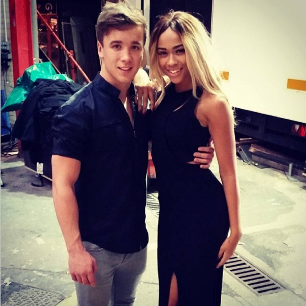 Axed X Factor hopeful Sam Callahan ends Tamera Foster romance rumours once and for all