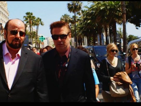 Alec Baldwin and James Toback get Seduced And Abandoned in Cannes