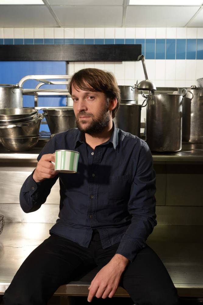 Rene Redzepi went from culinary zero to hero overnight when he opened Noma in Copenhagen (Picture: Daniel Lynch)