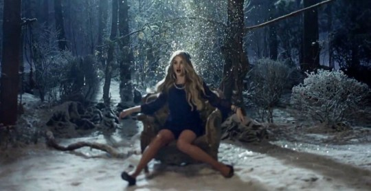 Marks and Spencers, Marks & Spencers, M&S, M & S Christmas advert