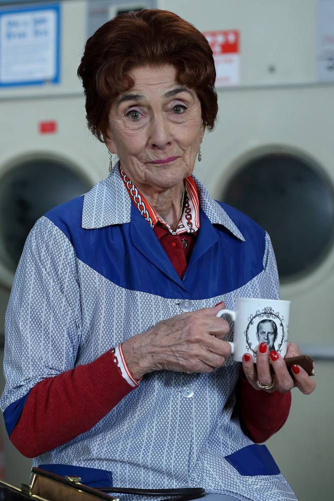 EastEnders spoiler: Dot Cotton to be left devastated after discovering son Nick Cotton is dead