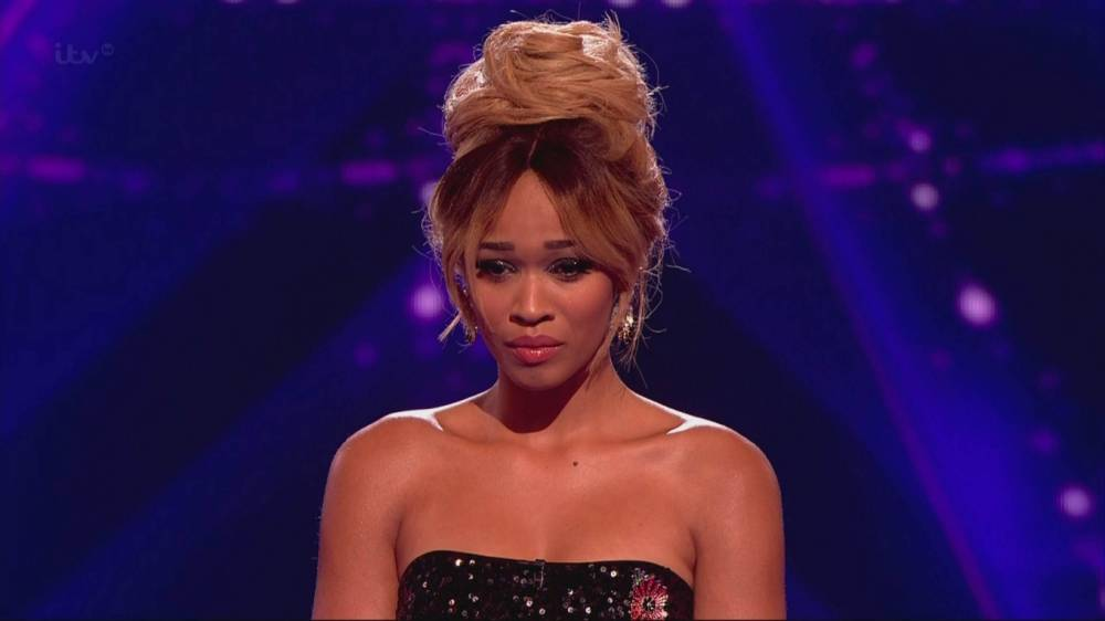 The X Factor's Tamera Foster
