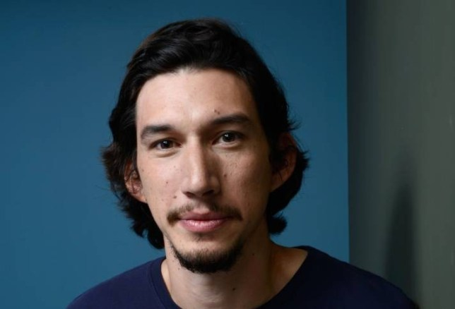 TORONTO, ON - SEPTEMBER 10:  Actor Adam Driver of 'Tracks' poses at the Guess Portrait Studio during 2013 Toronto International Film Festival on September 10, 2013 in Toronto, Canada.  (Photo by Larry Busacca/Getty Images)