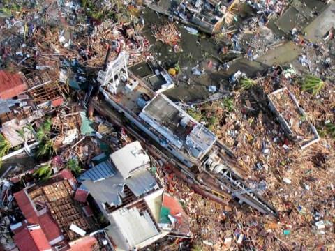 Gallery: Typhoon Haiyan aftermath