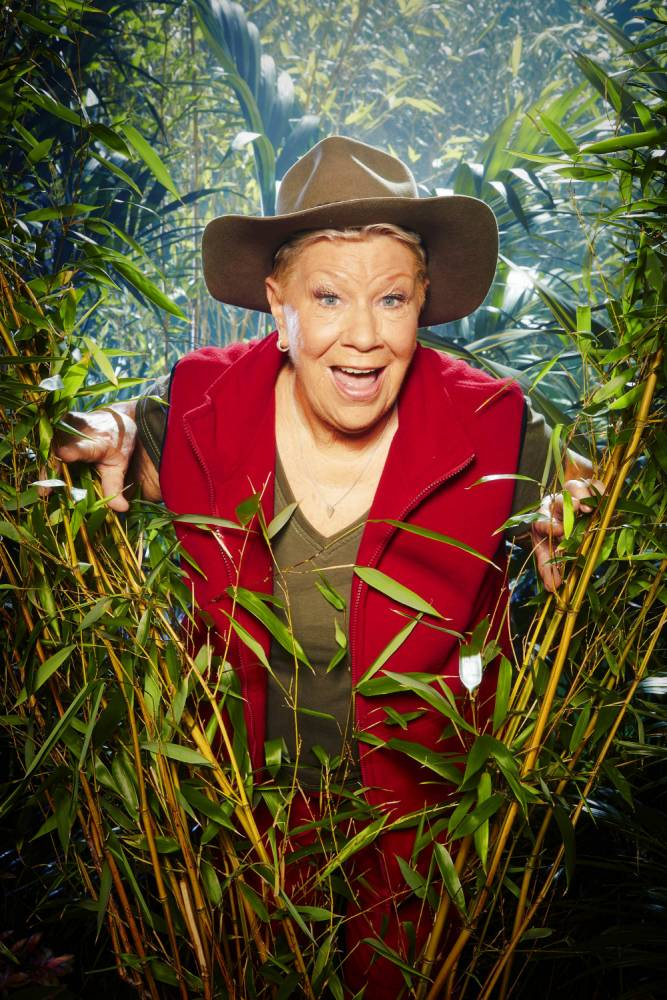 Emotional Laila Morse breaks down as she becomes second campmate to leave the jungle