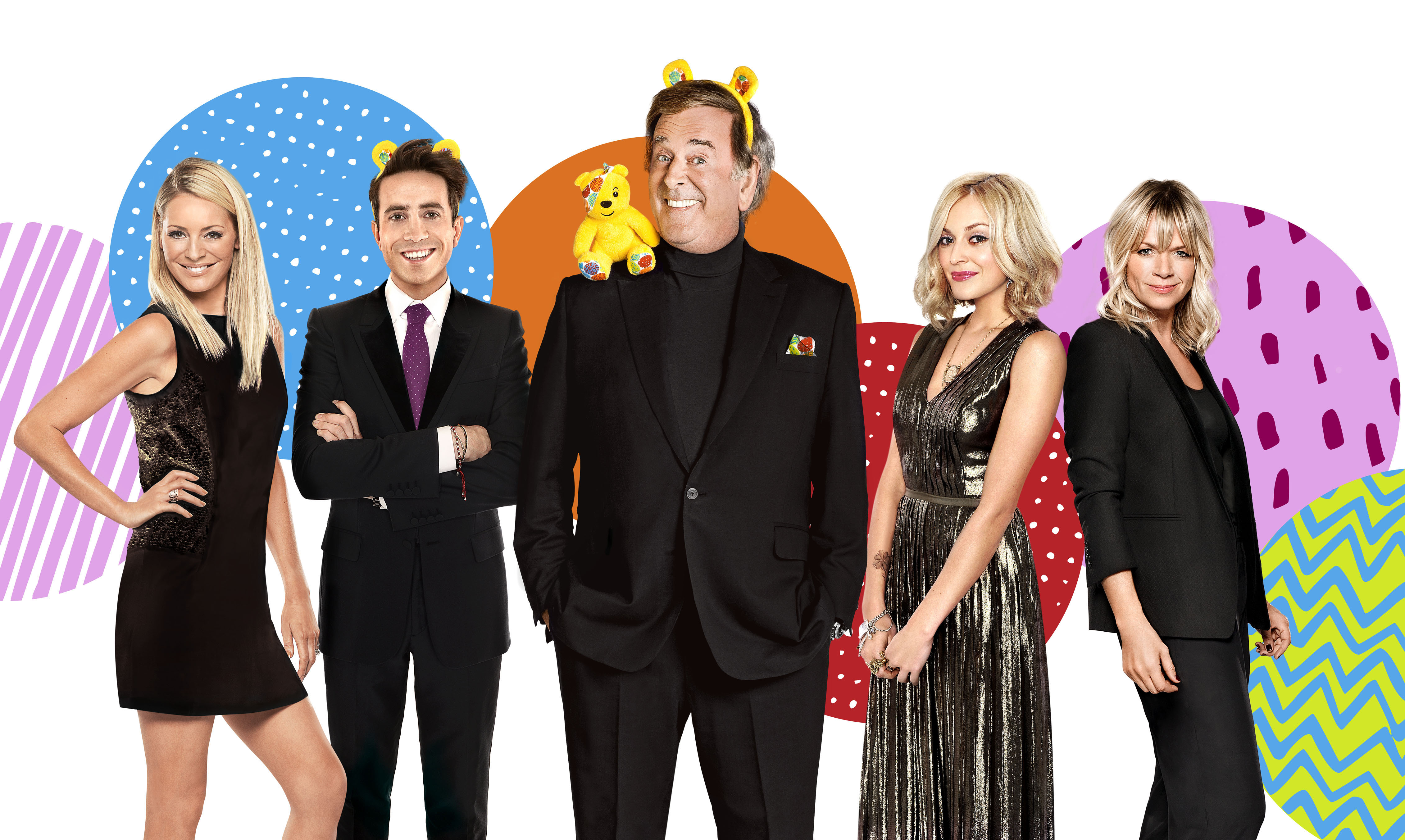 Children In Need, Doctor Who Monsters & Villains and The Walking Dead: TV picks