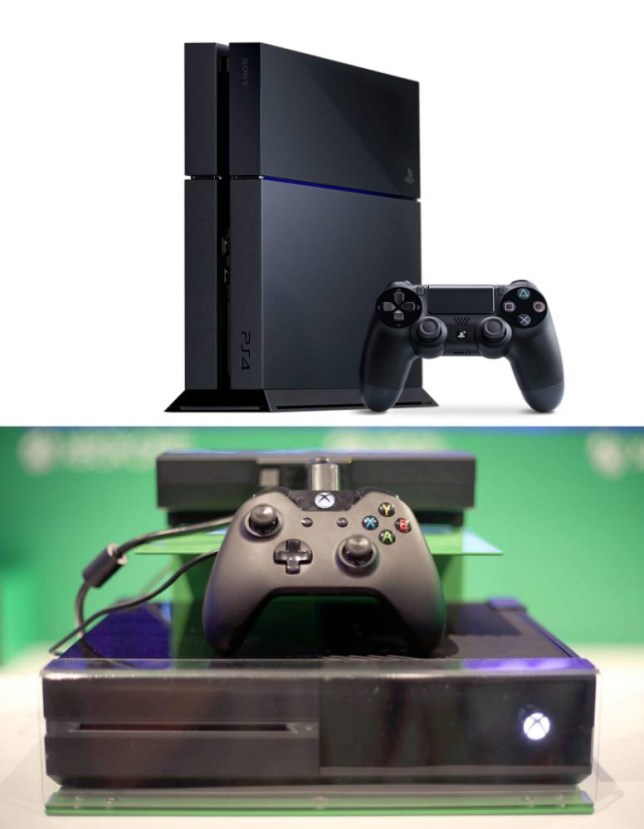 The PlayStation 4 and the Xbox One are on sale now but which console is best? (EPA/OliverBerg/Sony)