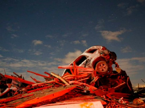 Gallery: Severe weather hits US Midwest with Tornadoes