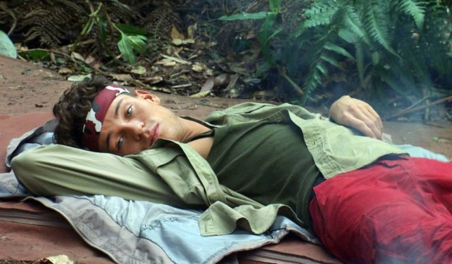 **EMBARGO - NOT TO BE USED BEFORE 21:00 18th NOV 2013**  EDITORIAL USE ONLY - NO MERCHANDISING  Mandatory Credit: Photo by ITV/REX (3382198cn)  Joey Essex  'I'm A Celebrity Get Me Out Of Here' TV Programme, Australia - 18 Nov 2013