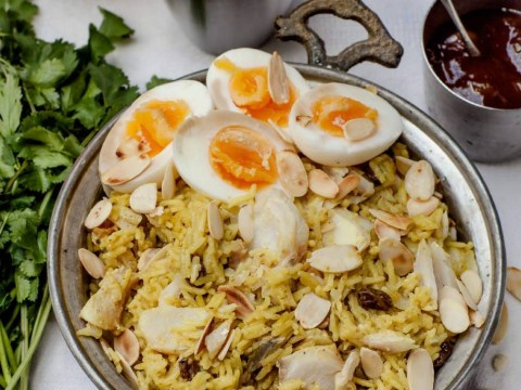 How to cook Allegra McEvedy's coronation kedgeree