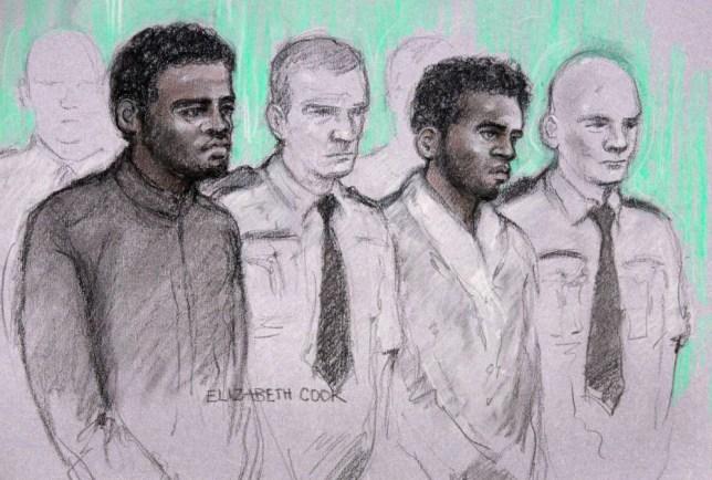 Lee Rigby murder trial: Relatives in tears as jury shown CCTV video of Woolwich attack