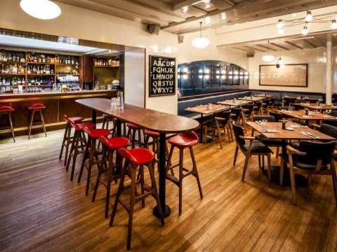 The Hawksmoor team hits another high with 'neighbourhood restaurant' Foxlow