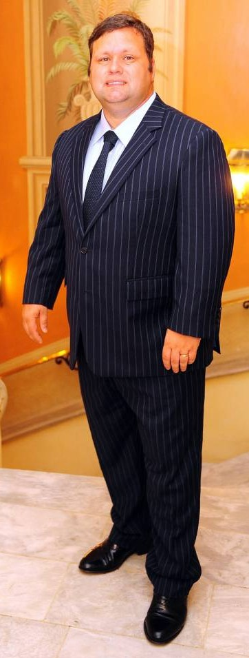 Paul Potts: I'm thankful for every day that I am in the entertainment industry