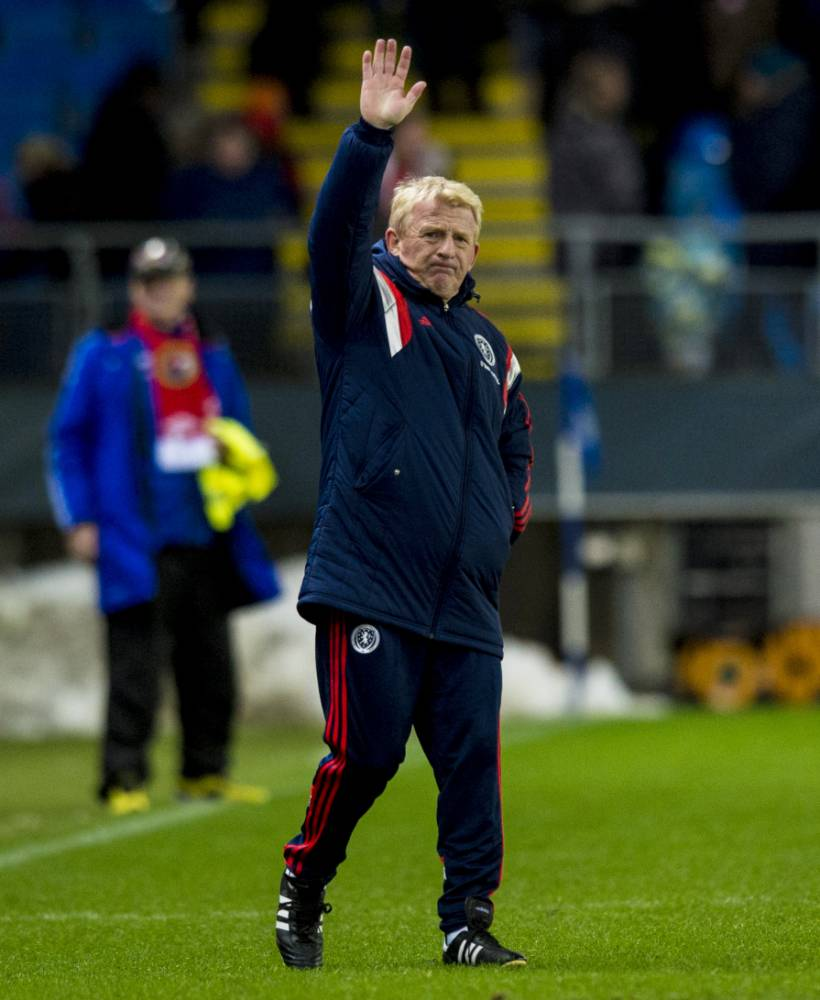 Scott Brown strikes as Scotland steal win over Norway in Molde