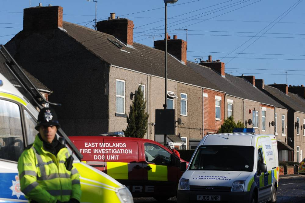 North Wingfield house fire: Four killed in Derbyshire blaze