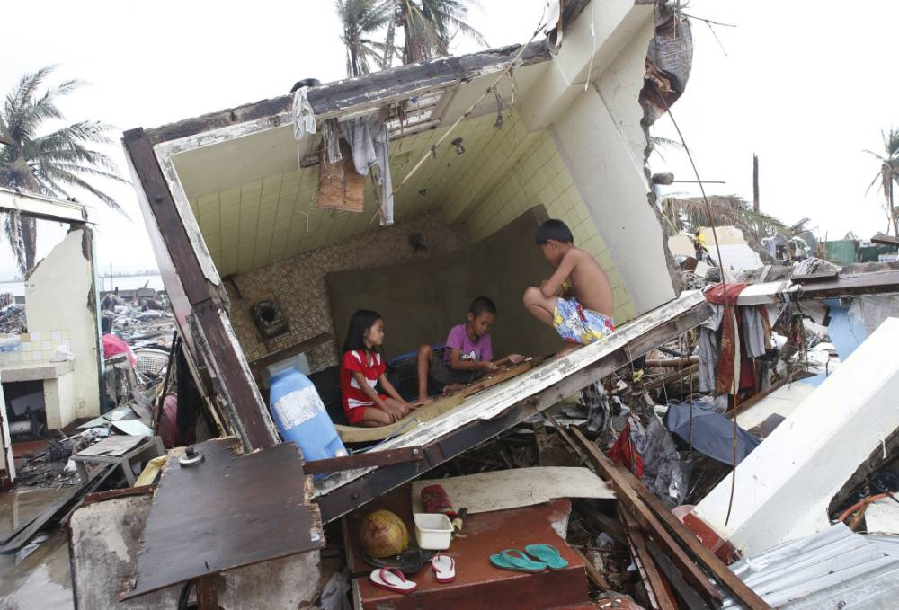 Risk of bogus aid claims as Typhoon Haiyan cash pours in