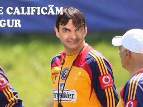 Adrian Mutu banned from Romania team after comparing manager to Mr Bean