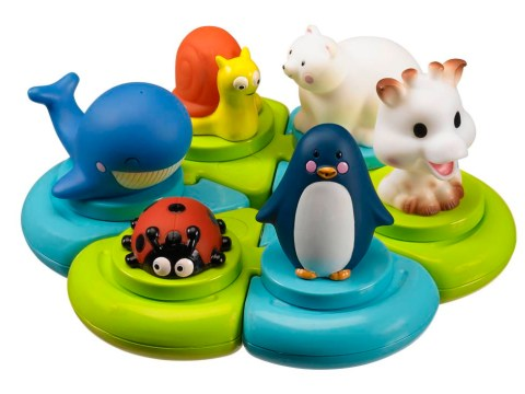 Top 10 Christmas gifts for babies and toddlers: From dolls to colourful shapes, fun toys