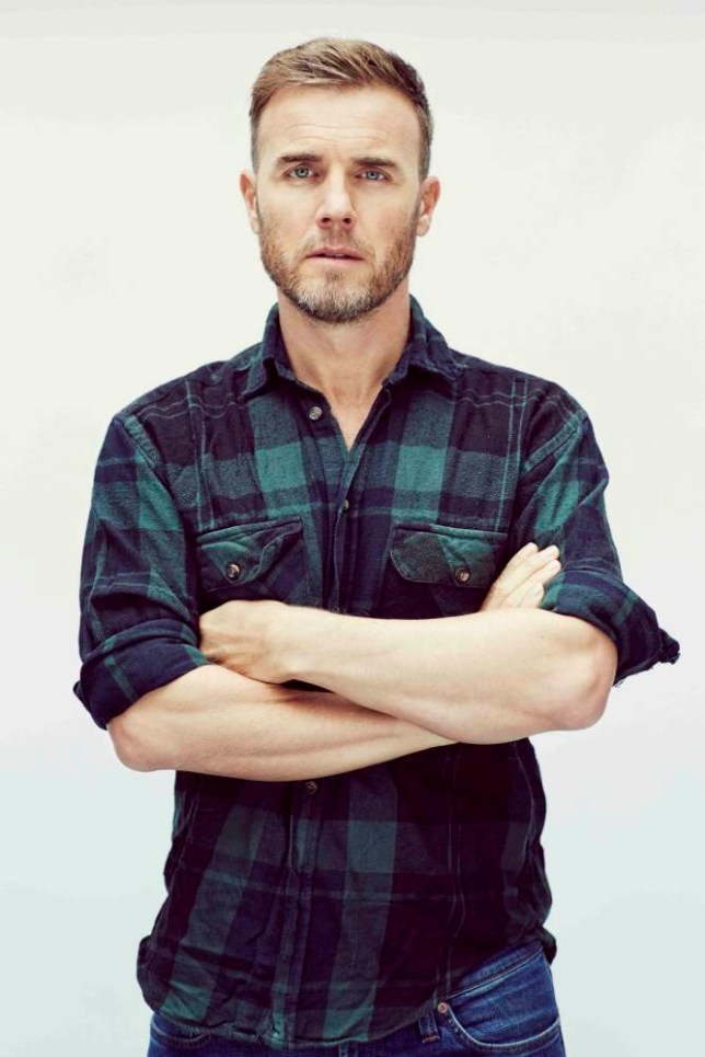 Gary Barlow (Blair Getz Mezibov)