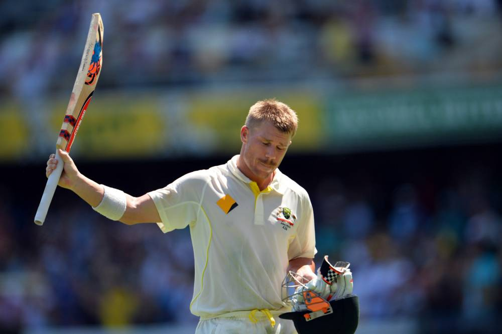 Ashes 2013/14: I went too far with Jonathan Trott comments, says David Warner