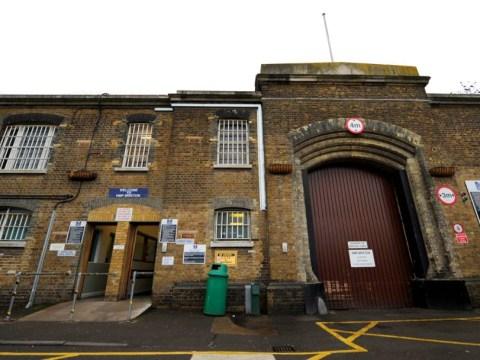 Brixton prison guards' uniforms stink of cannabis, says report