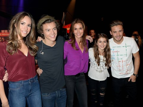 Cindy Crawford opens up about Harry Styles pizza making date