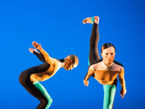 Michael Clark's triple bill is fun doesn't dig deep enough to be a show-stopping hit