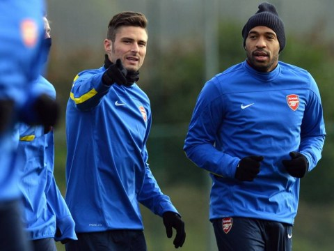 Arsene Wenger rules out Thierry Henry Arsenal return to fuel January transfer rumours